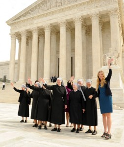 Little Sisters of the Poor At Supreme Court Oral Arguments