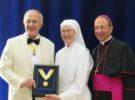 Little Sisters Receive Gaudium et Spes Award from Knights of Columbus